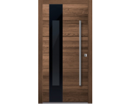 Top Design WOOD | Moderne Haustüren<br>Top Design INOX, Holztüren PARMAX